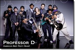 Professor D – America's Best Party Band